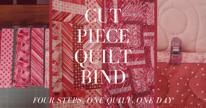 quilt in a day four steps to one great quilt