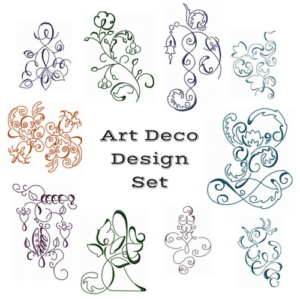 Art deco designs product image