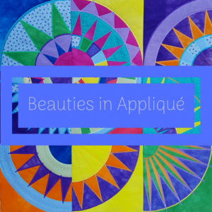 new york beauties in appliqué product image