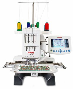 Janome four needle