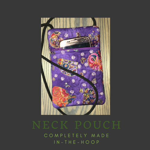 neck pouch product image