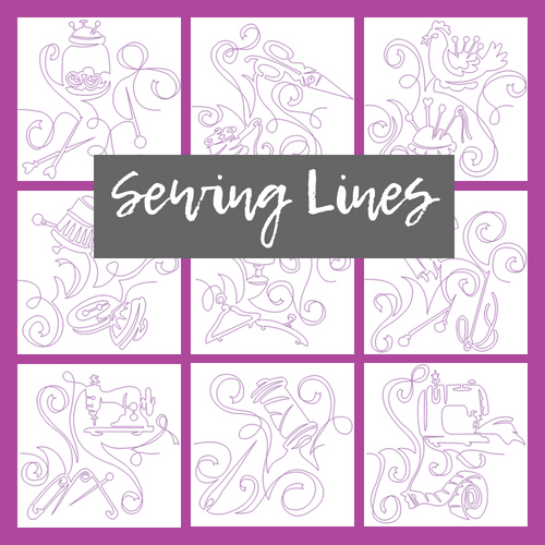 Sewing lines product image
