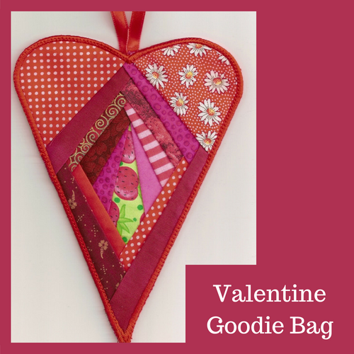 Valentine goodie bag product image