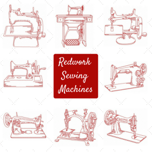 redwork sewing machines product image