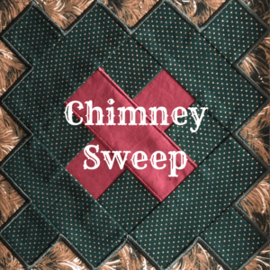 Chimney sweep block