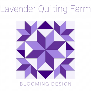 Lavender Quilting Farm website id