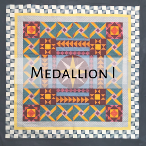 Medallion quilt 1 product image