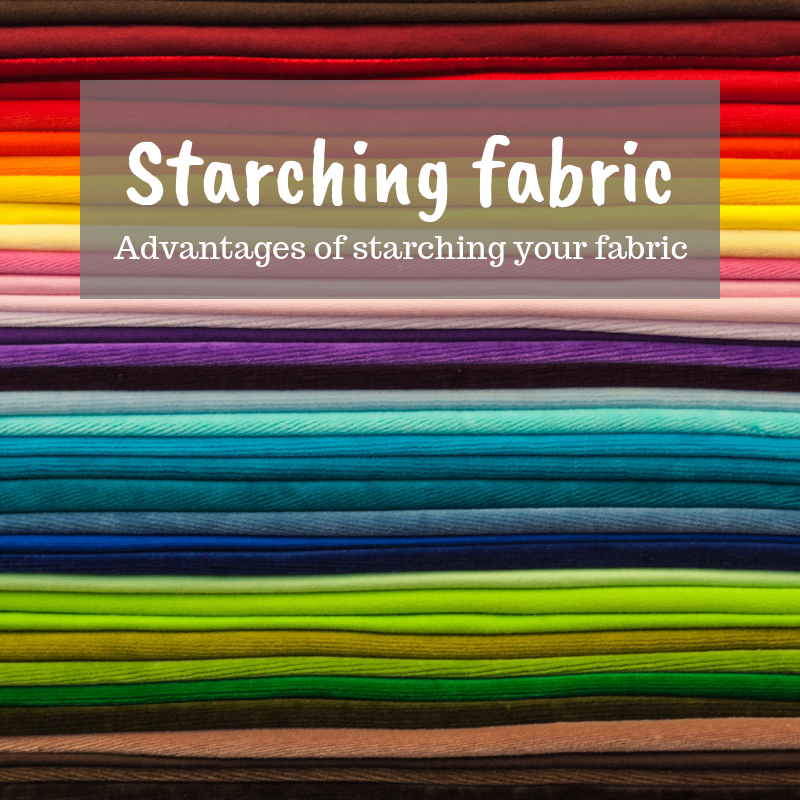 starching learn to quilt